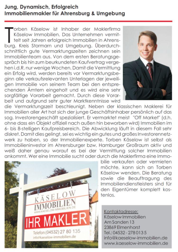 Jung dynamisch erfolgreich immobilienmakler f r for Immobilienmakler vermietung